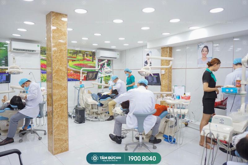 Trung tâm Nha khoa Tâm Đức Smile