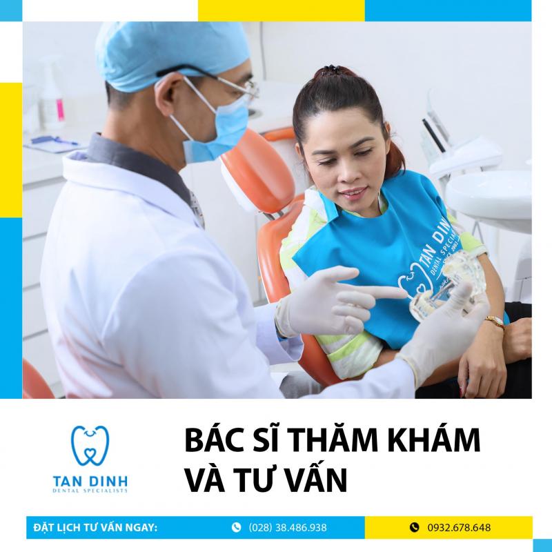 Nha khoa Tân Định