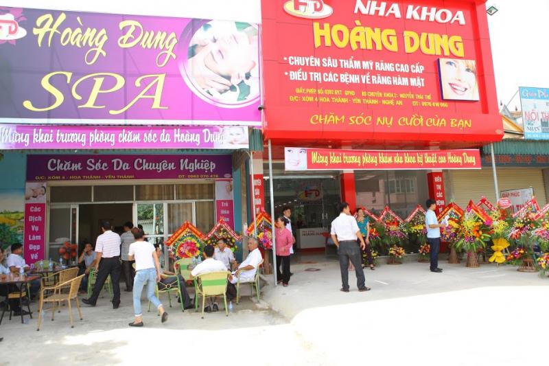 Nha khoa thẩm mỹ Hoàng Dung