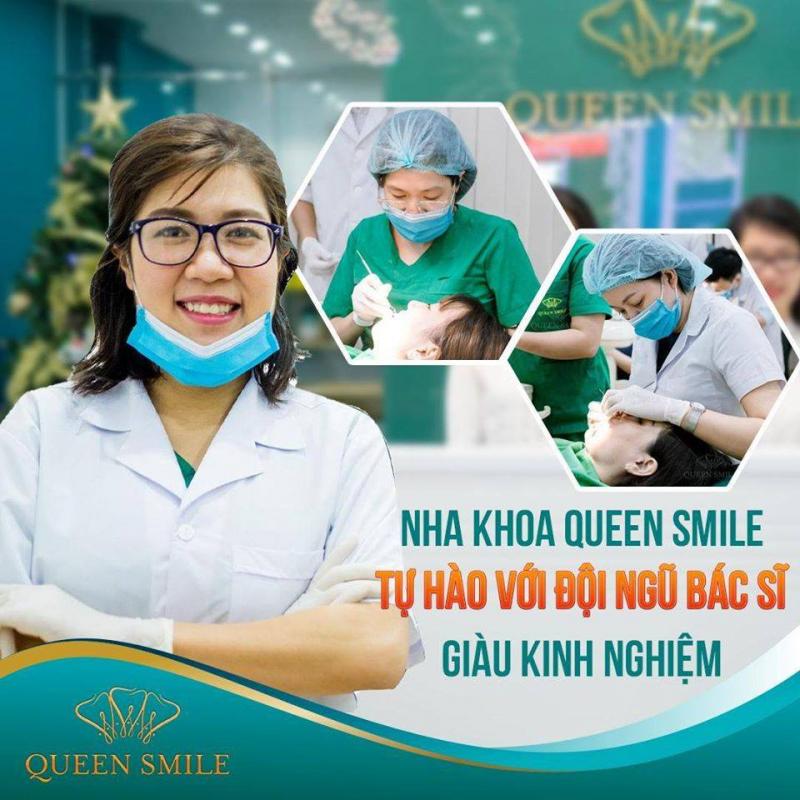 Nha khoa thẩm mỹ Queen Smile