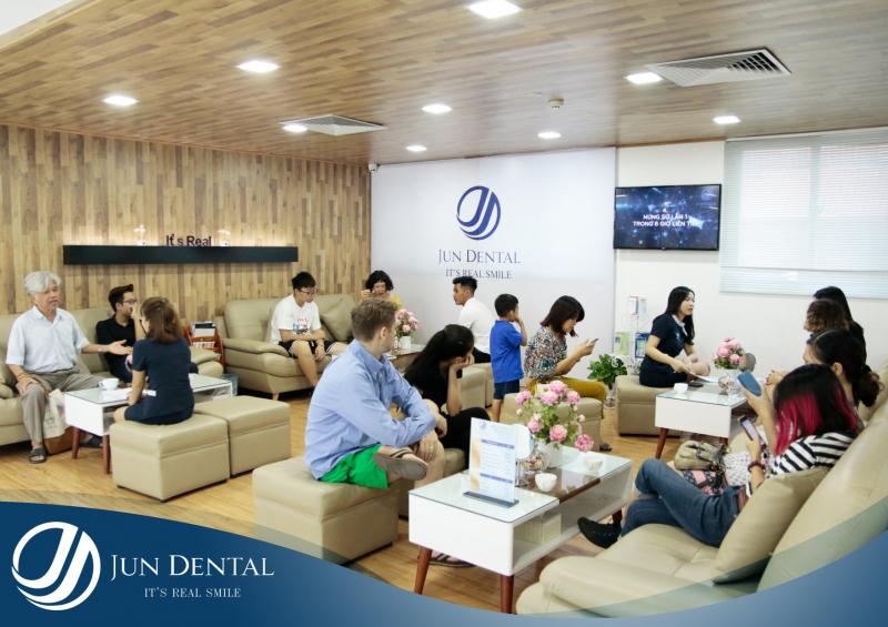 Nha khoa thẩm mỹ Jun Dental