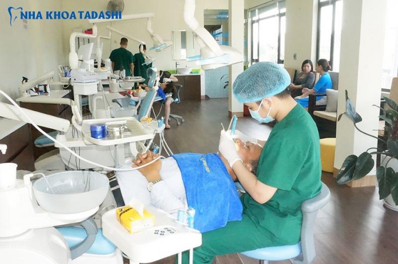 Nha khoa thẩm mỹ Tadashi Thanh Hóa