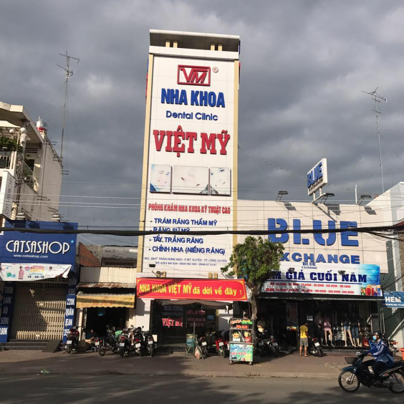Nha Khoa Việt Mỹ BS. Mai Thu