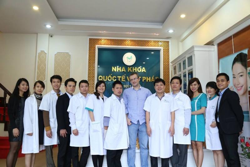 Đội ngũ bác sĩ giàu kinh nghiệm trong nghề
