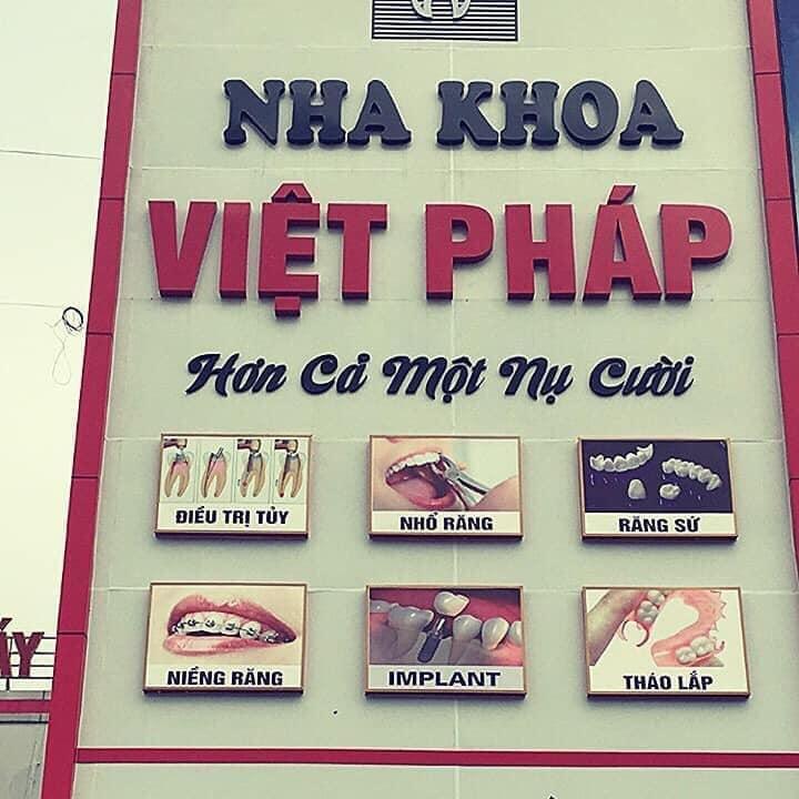 Nha khoa Việt Pháp – BS Trần Anh Tuấn