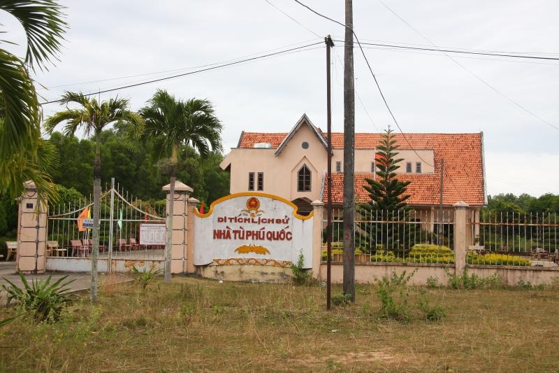 Nhà lao Cây Dừa (nhà tù Phú Quốc)