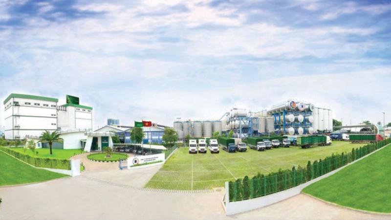 Nhà máy bia Heineken Việt Nam
