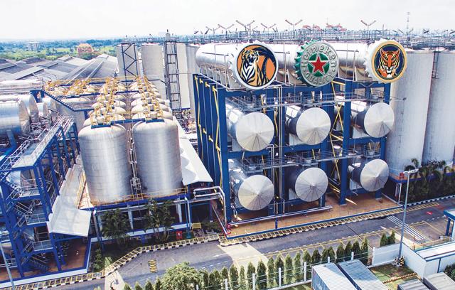 Nhà máy bia Heineken tại Việt Nam