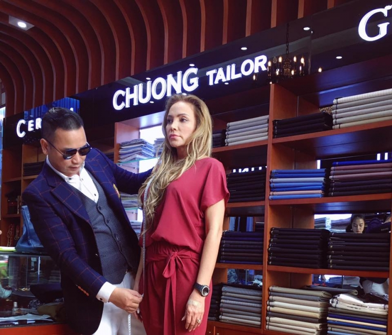 Chương Tailor - nhà may uy tín và chất lượng nhất Hà Nội