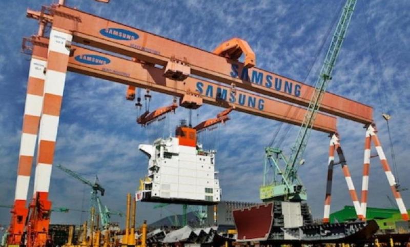 Nhà máy đóng tàu lớn nhất thế giới