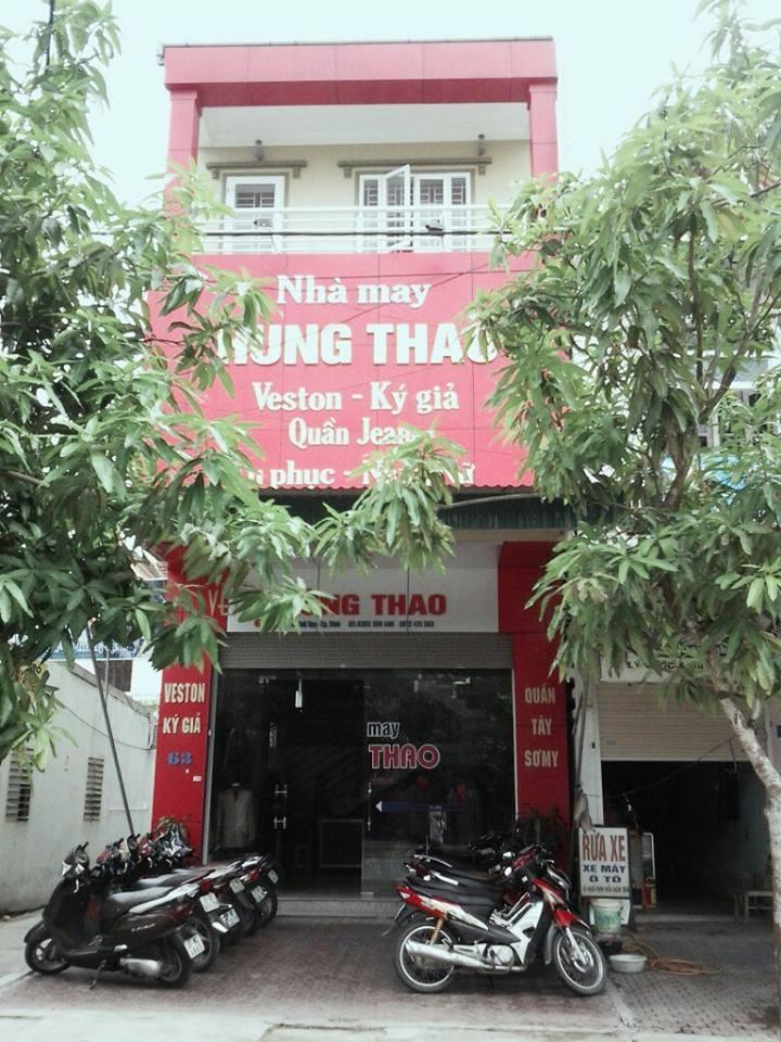 Nhà may Hùng Thao