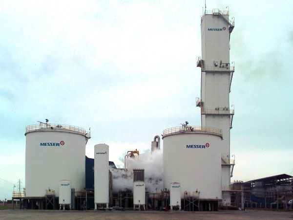 Nhà máy sản xuất khí công nghiệp Hải Dương
