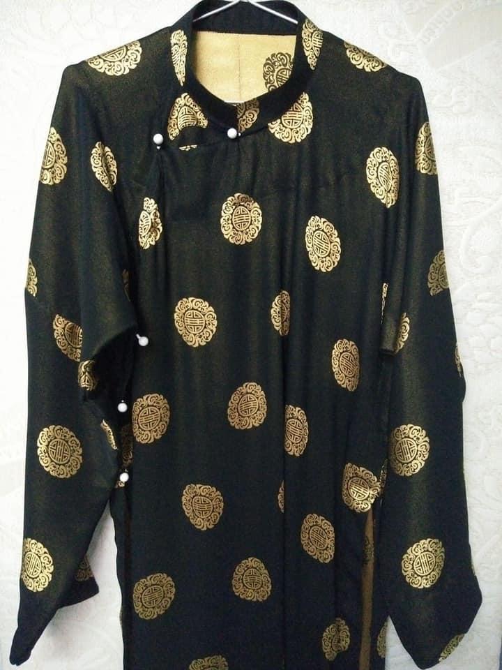 Nhà may Kim Cương chuyên nhận may áo dài đi lễ, Đạo phục, Đại phục, Trường Y.
