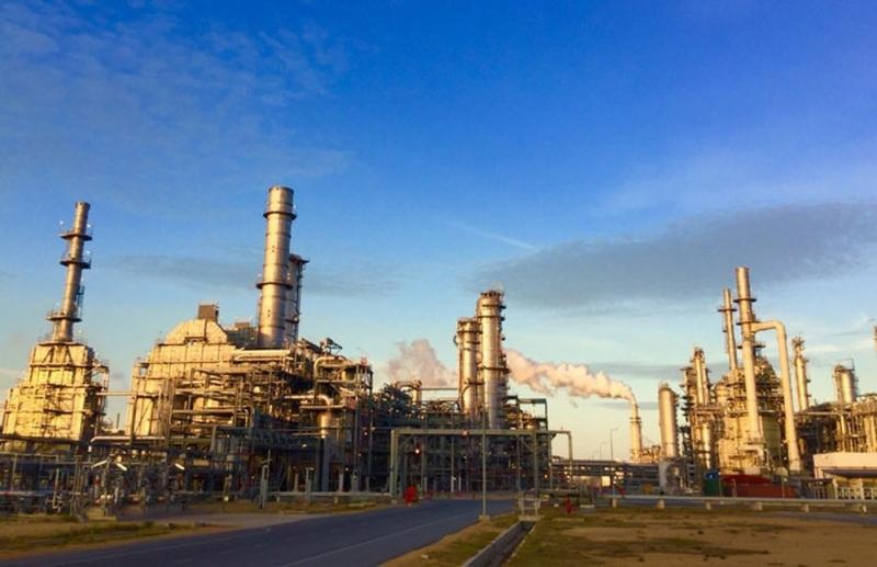 Nhà máy lọc dầu Nghi Sơn