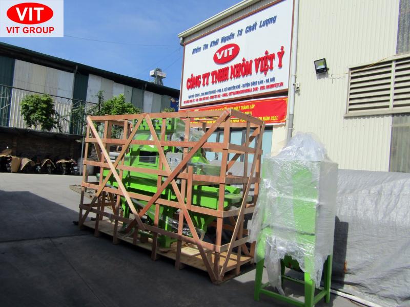 Nhà máy sản xuất nhôm định hình Việt Ý