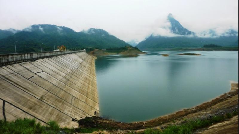 Nhà máy thủy điện Bác Ái