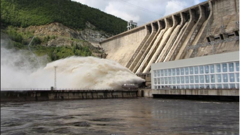 Hình ảnh nhà máy thủy điện Đông Phù Yên