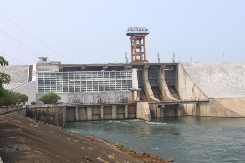 Nhà máy thủy điện Thác Bà