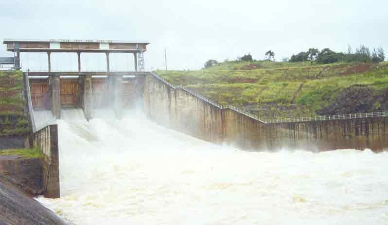 Nhà máy thủy điện Thác Mơ