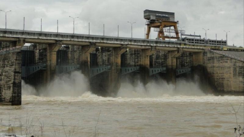 Hình ảnh nhà máy thủy điện Trị An
