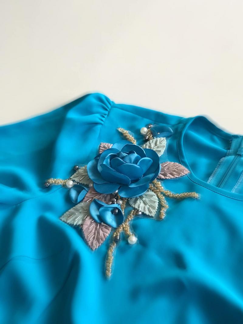 Đến với nhà may Thùy Trang bạn sẽ sở hữu chiếc áo dài được thiết riêng biệt theo mục đích sử dụng