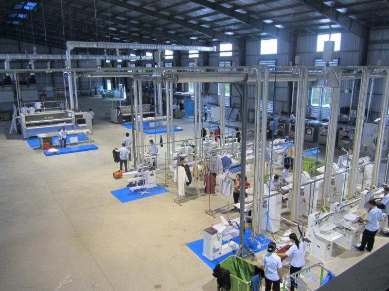 Nhà máy Viet Laundry