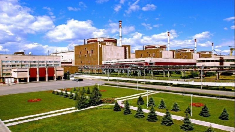 Hình ảnh nhà máy Zaporizhzhia