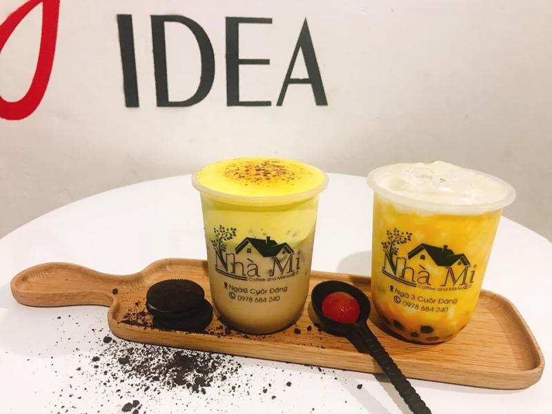 Nhà Mị Coffee & Milktea