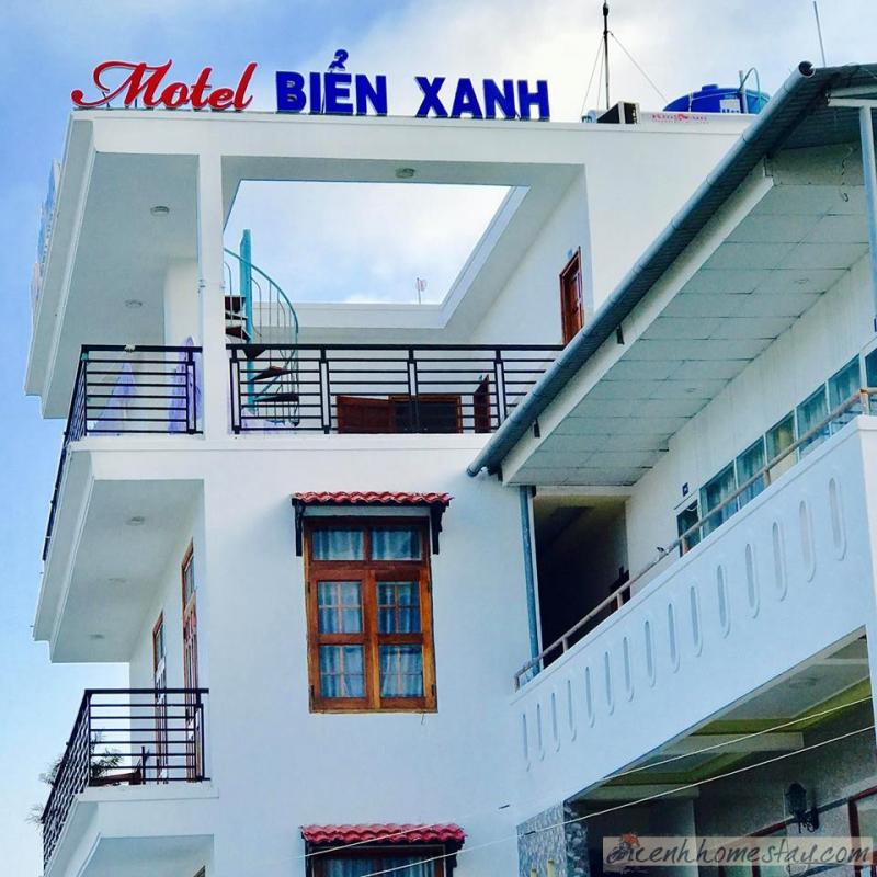 Nhà nghỉ Biển Xanh Bình Ba