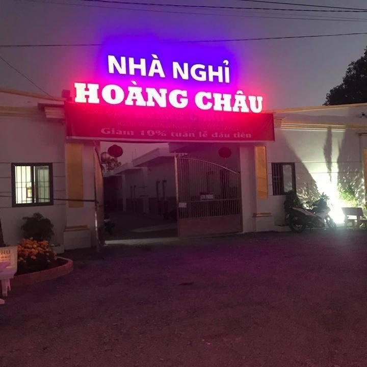 Nhà nghỉ Hoàng Châu