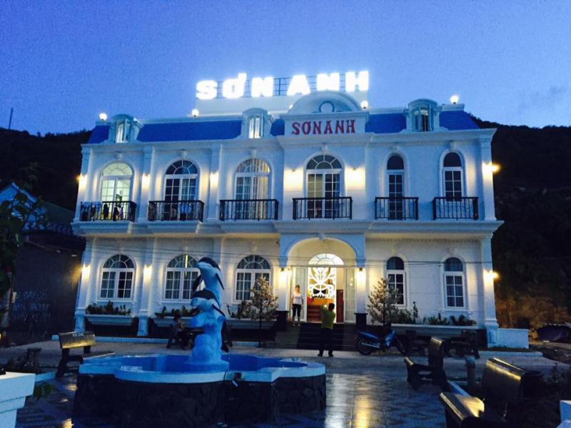 Nhà nghỉ Sơn Anh