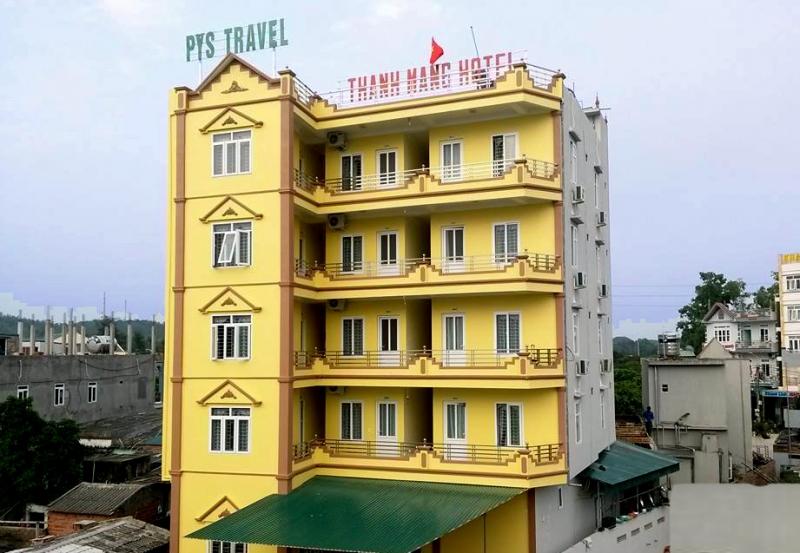 Nhà nghỉ Thanh Măng