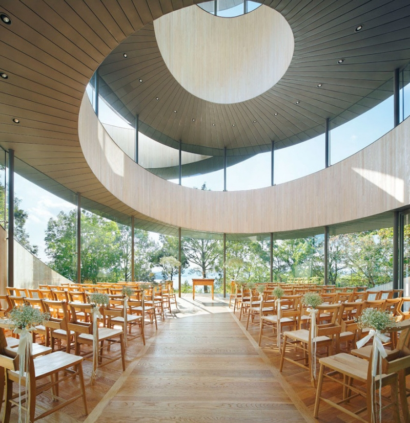 Nơi tổ chức hôn lễ tuyệt vời tại Nhật Bản