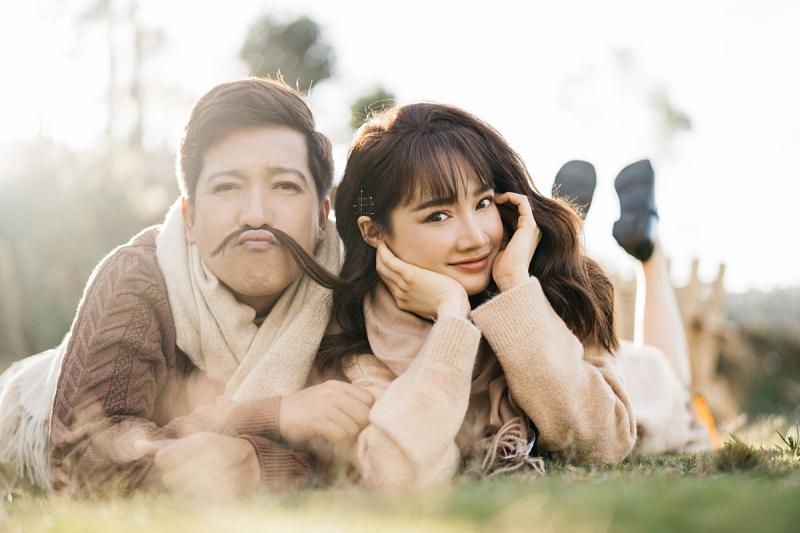 Cặp đôi sóng gió của Showbiz Việt Nhã Phương - Trường Giang