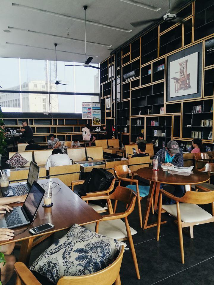 Top 5 Quán cà phê sách được yêu thích ở quận 1, TP.HCM