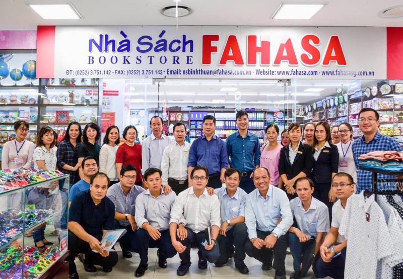 Nhà Sách Fahasa Phan Thiết