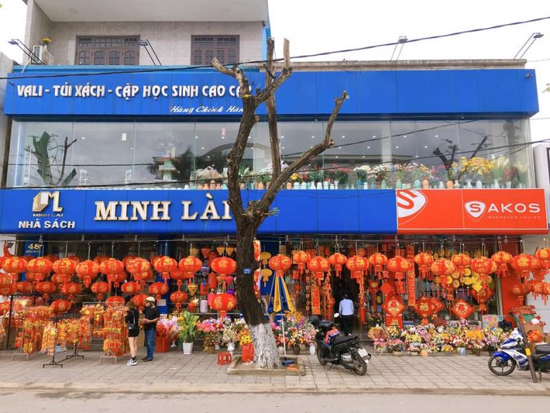 Nhà Sách Minh Lài