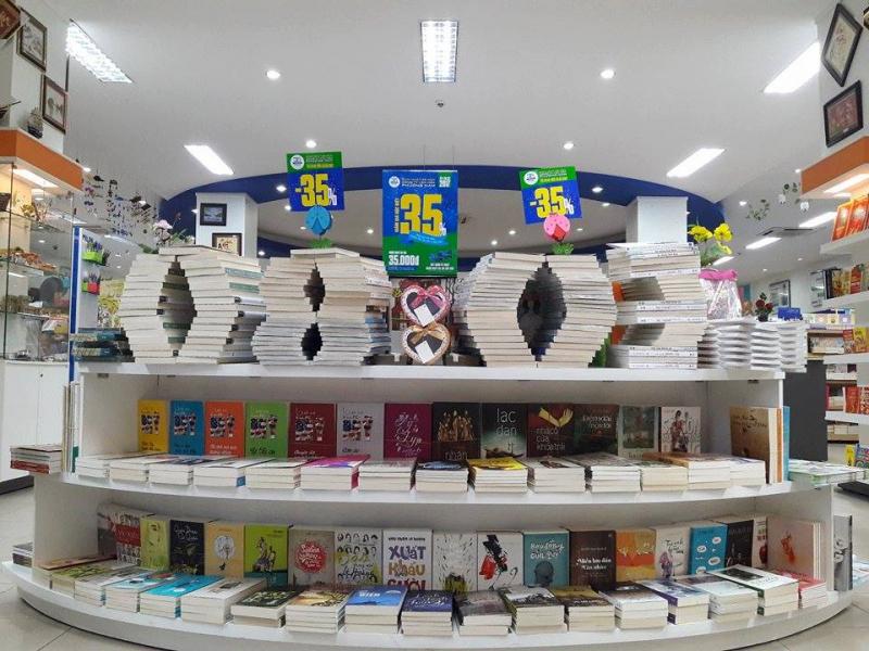 Nhà Sách Phương Nam Phan Thiết thường có các chương trình khuyến mãi