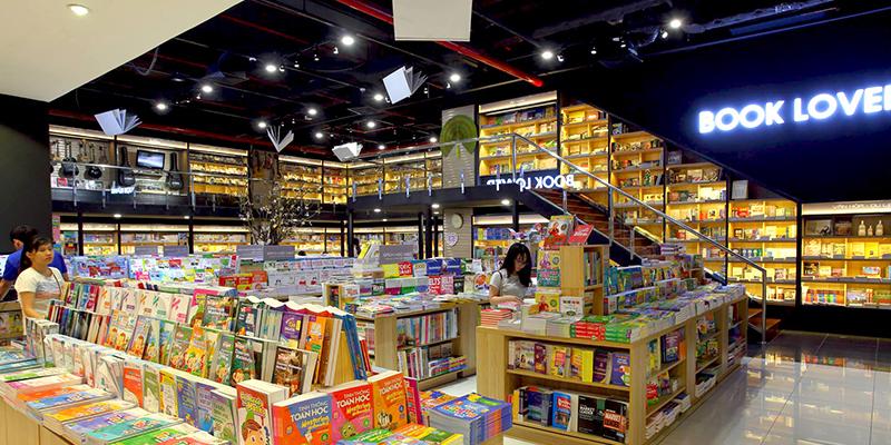 Nhà Sách Phương Nam - Vincom Phan Rang
