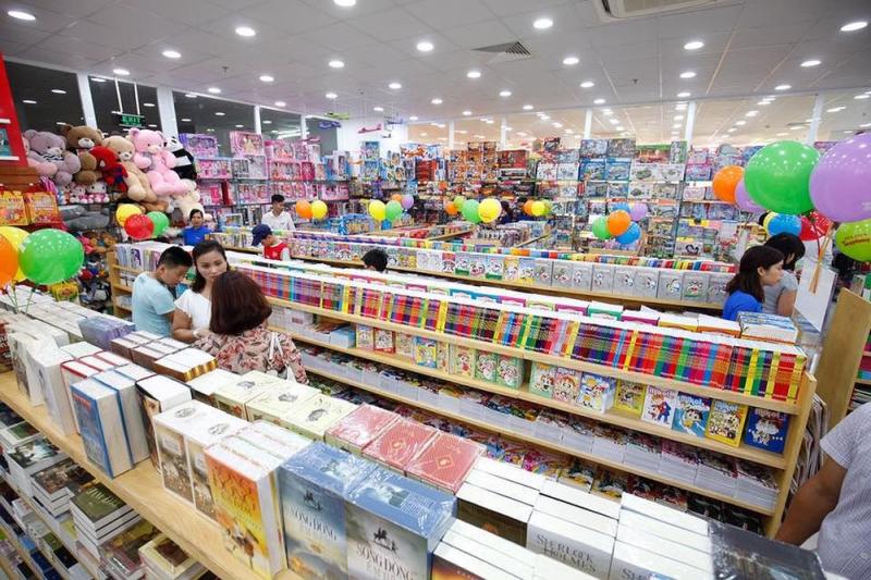 Nhà sách Rubik Hải Phòng