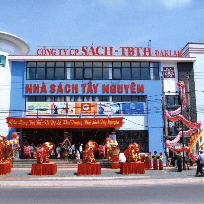 Top 13 địa chỉ nhà sách tốt nhất tại Buôn Ma Thuột, Đắk Lắk