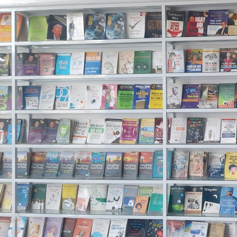 Nhà Sách Văn Hóa Thành Phố