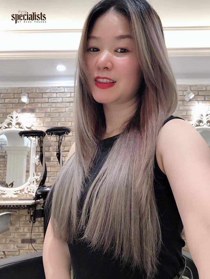 Nhà tạo mẫu tóc Minh Phương