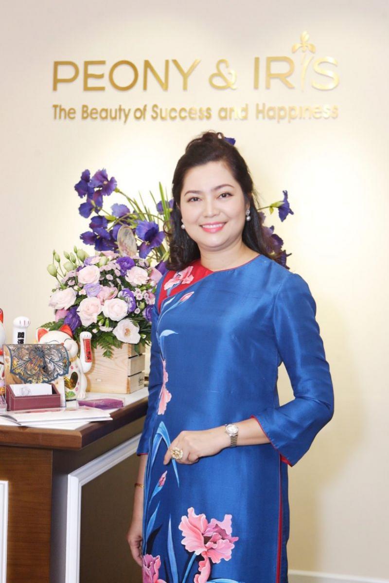 Nhà thiết kế – nữ doanh nhân Phùng Thị Thu Thủy.