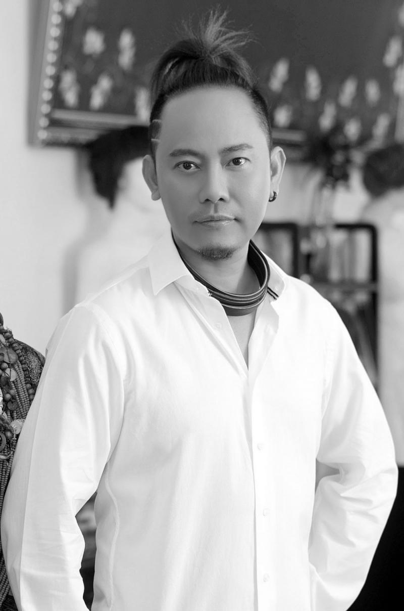 Nhà thiết kế Võ Việt Chung