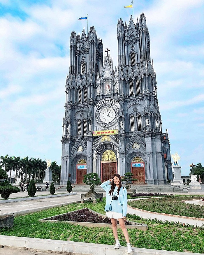 Nhà thờ Bác Trạch