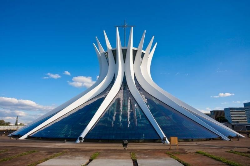Nhà thờ Brasilia – Barzil