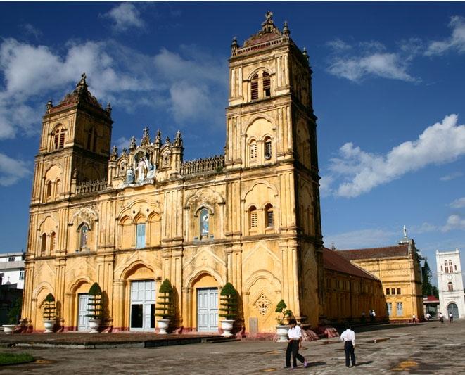 Nhà thờ Bùi Chu - Nam Định