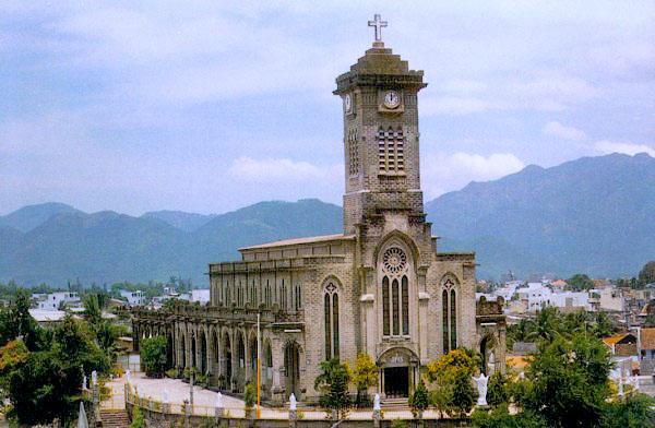 Nhà thờ Chánh tạo Kito Vua