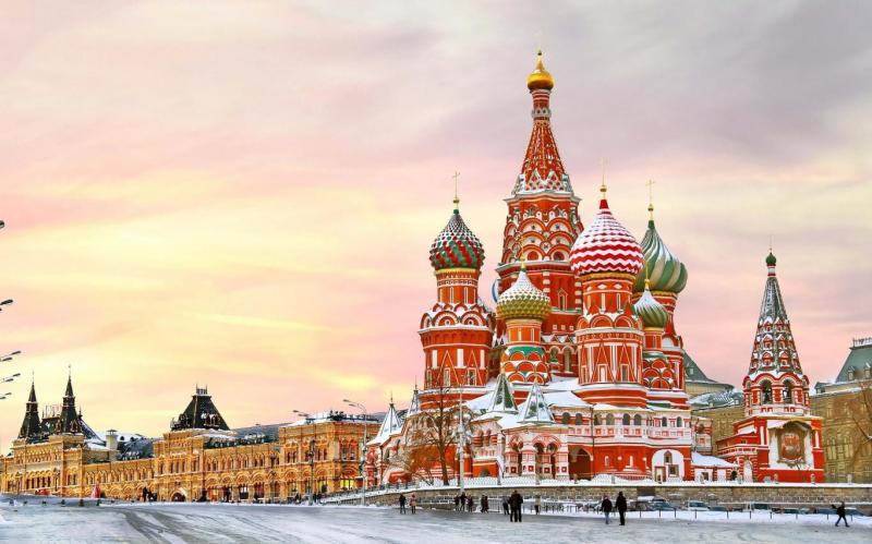 Nhà thờ chánh tòa Thánh Vasily